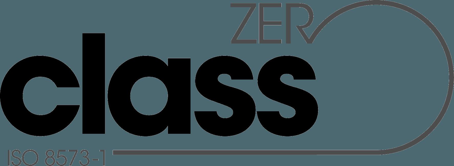 Class zero sticker_250x56