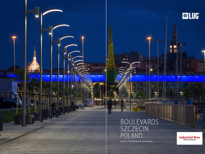 SMART City and Architectural Lighting